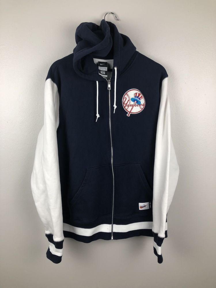 new style 0ab5c 4d642 Nike Cooperstown MLB New York Yankees Hoodie Size XL Free ...