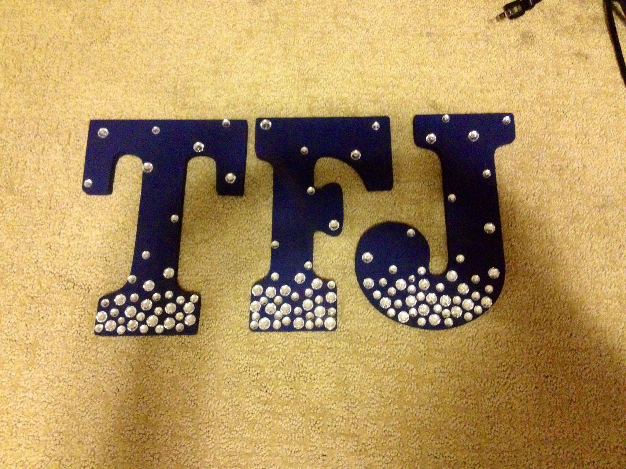 Jeweled TFJ