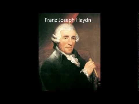 Franz Joseph Haydn Youtube Haydn Music Composers Music Education