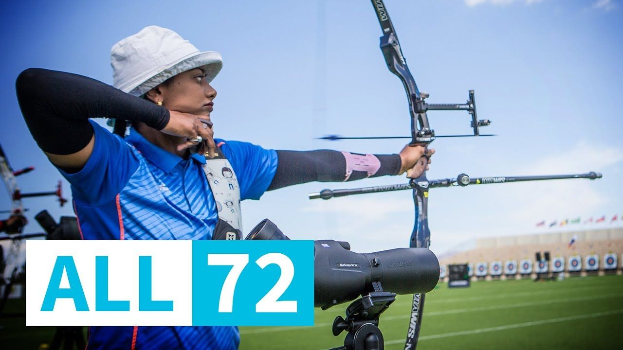 All 72: Deepika Kumari's qualification at Salt Lake 2018
