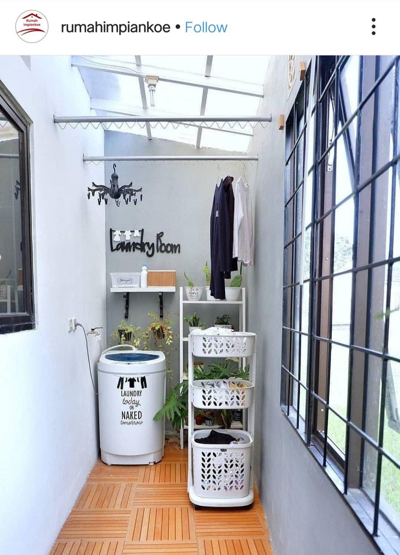 Laundry Room Ideal N Minimalis Rumah Ruang Cuci Desain