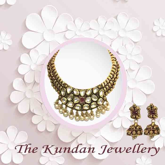 Buy kundan jewelry for every occasion !! #allegorystyle