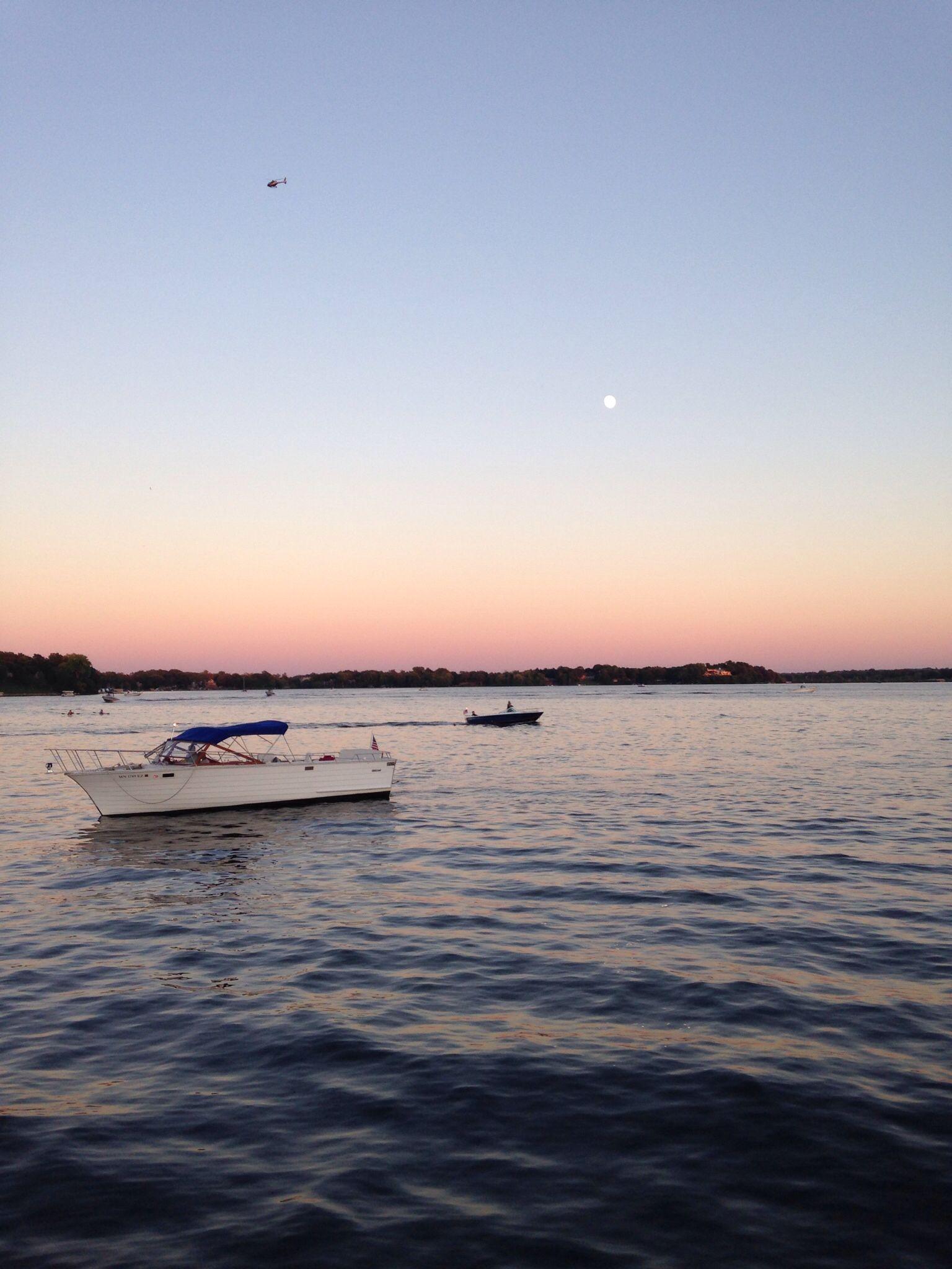 Lake Minnetonka Wayzata Minnesota With Images