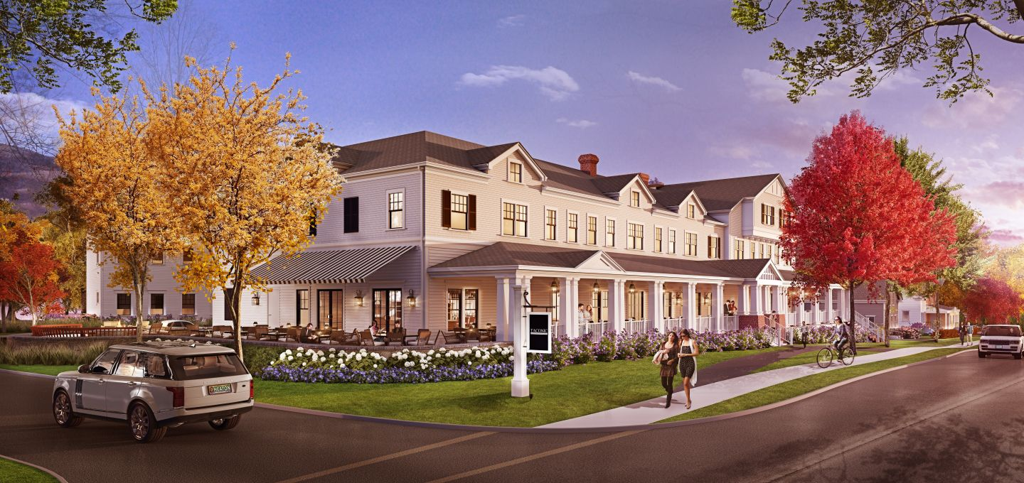 Taconic Manchester Vermont Kimpton Hotels Restaurants With