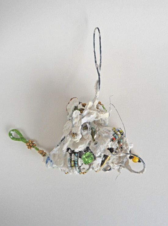 Paper Sculptures: Dipping Objects in Paper Pulp - AccessArt: Sharing Visual Arts Inspiration