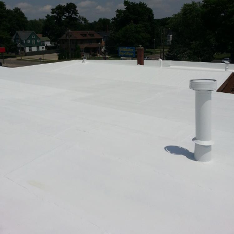 Industrial Pressure Washing Ohio Pressure Washing Coldwater Ohio Commercial Epoxy Floors Ohio Concrete Polishing Maumee Ohio C Roofing Options Metal Roof Repair Roofing Contractors