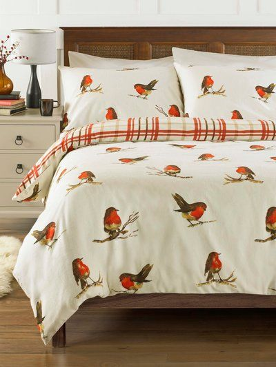 Robyn Printed Duvet Quilt Cover Bedding Set