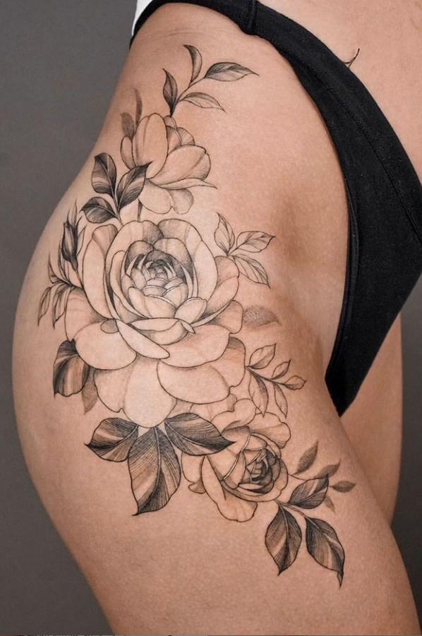 Photo of 88 alluring sexy tattoo designs and tattoo placement ideas for waman -…