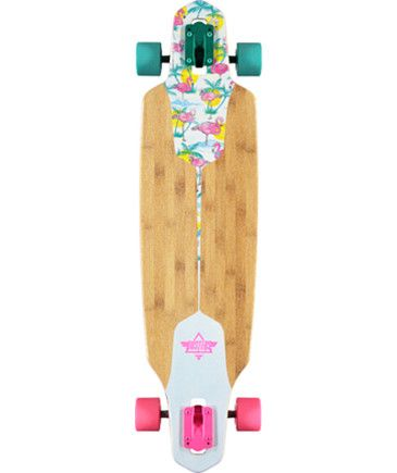 Shop for bamboo longboards for girls. The best choice online for bamboo longboards for girls is at Zumiez.com where shipping is always free to any Zumiez store.