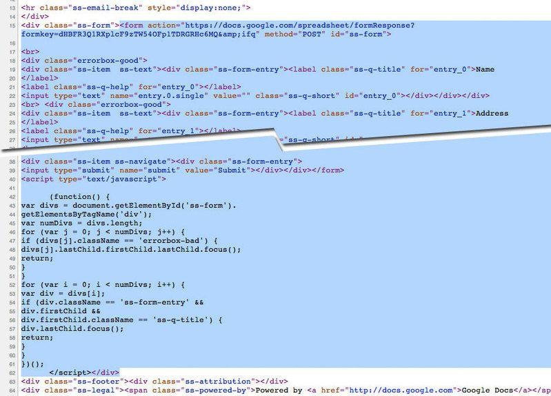 How to make a Custom Google Form \u2013 4 easy steps to stylizing a
