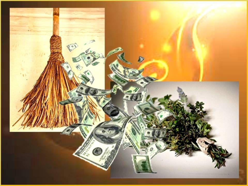 Oraciones milagrosas y poderosas oracion y ritual de la - Trabajo para limpiar casas ...