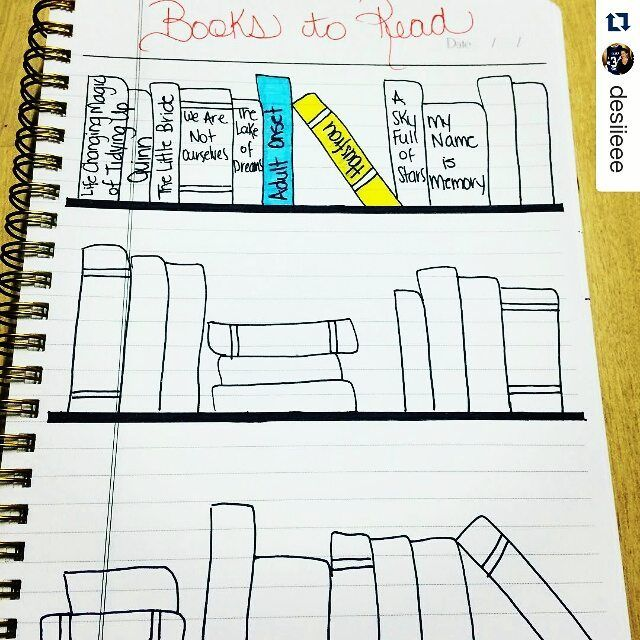 how awesome is this idea to keep track of books you ve read and want