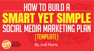 How To Build A Smart Yet Simple Social Media Marketing Plane