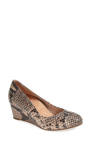 72db5f58fc6c Vionic with Orthaheel  Antonia  Pump (Women) available at  Nordstrom and  LEOPARD!