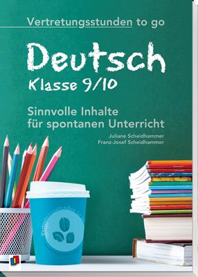 Vertretungsstunden to go - Deutsch - Klasse 9/10 | Deutschunterricht ...