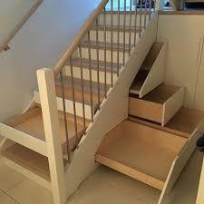 Photo of Bilderesultat for oppbevaring under trapp med repos