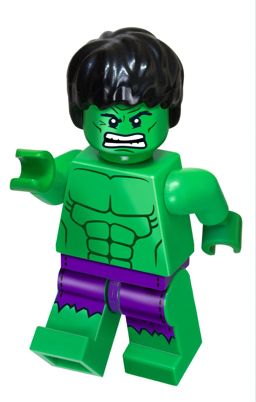 Wholesale Printers The Hulk Lego Character Wall Stickers