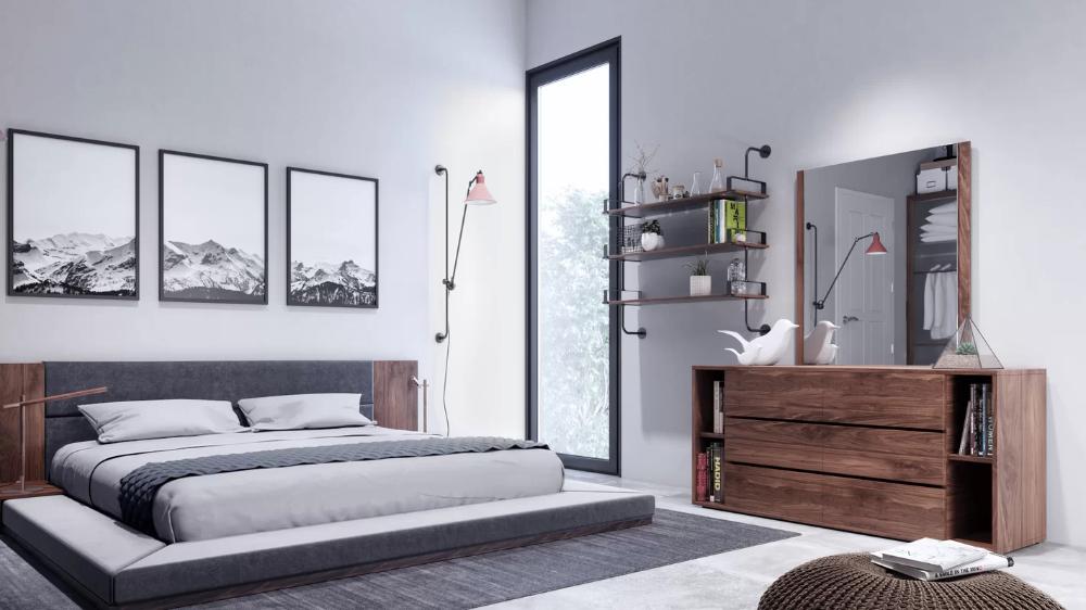 Foundry Select Defalco 6 Drawer Double Dresser Wayfair