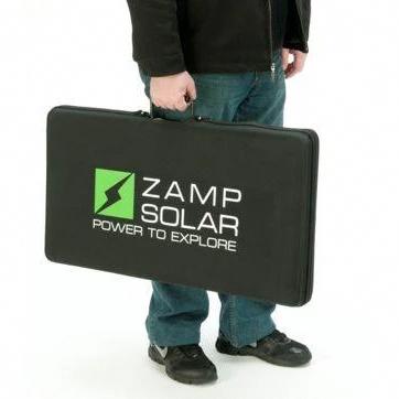 Zamp Solar 140w Unregulated Portable Solar Kit For