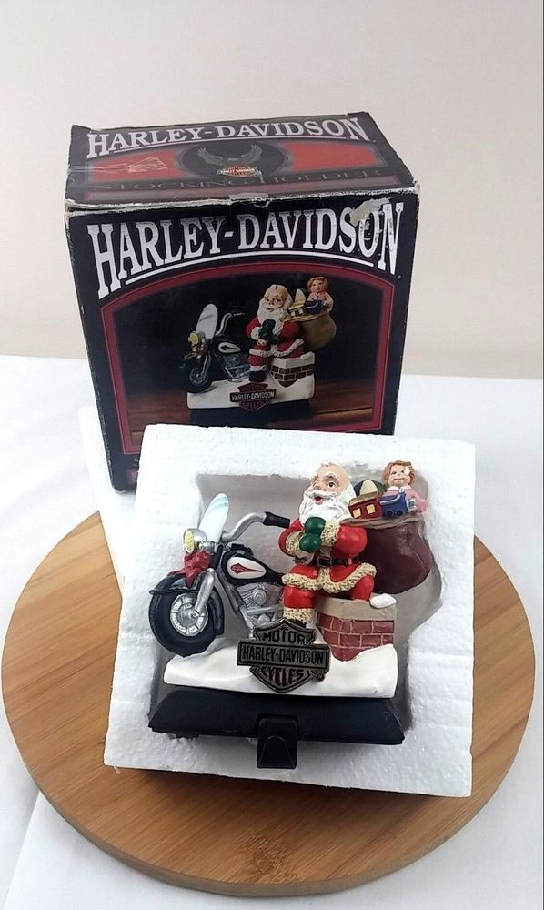 Christmas Harley Davidson Collection North Pole Motorcycle Club