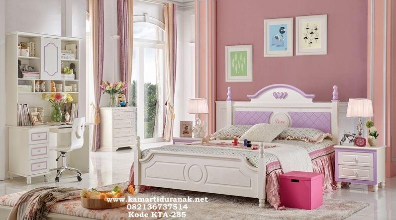 Desain Kamar Tidur Bayi Perempuan Mewah - Desain Kamar dan ...