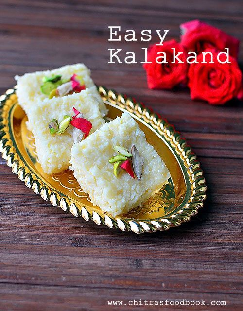 Easy Kalakand With Condensed Milk Kalakand Recipe Condensed Milk Recipes Indian Dessert Recipes