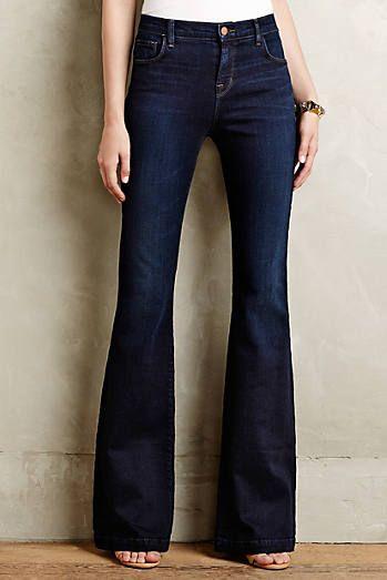 J Brand Jeans Womens Maria Flare