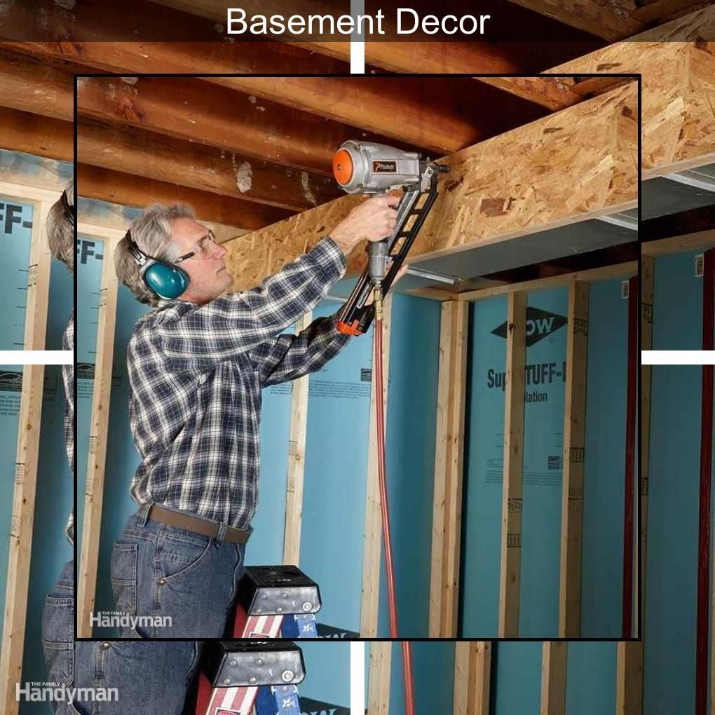 Finish My Basement Concrete Basement Wall Ideas Basement