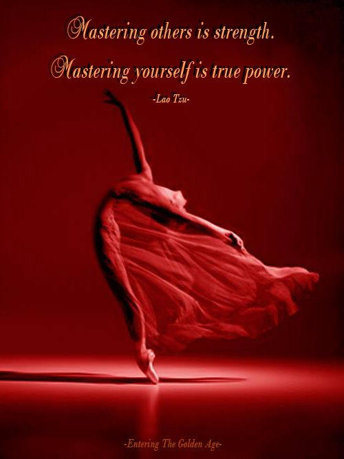 Mastering others is strength.  Mastering yourself is true power. -Lao Tzu-  https://www.facebook.com/TheNewManOnEarth?ref=hl