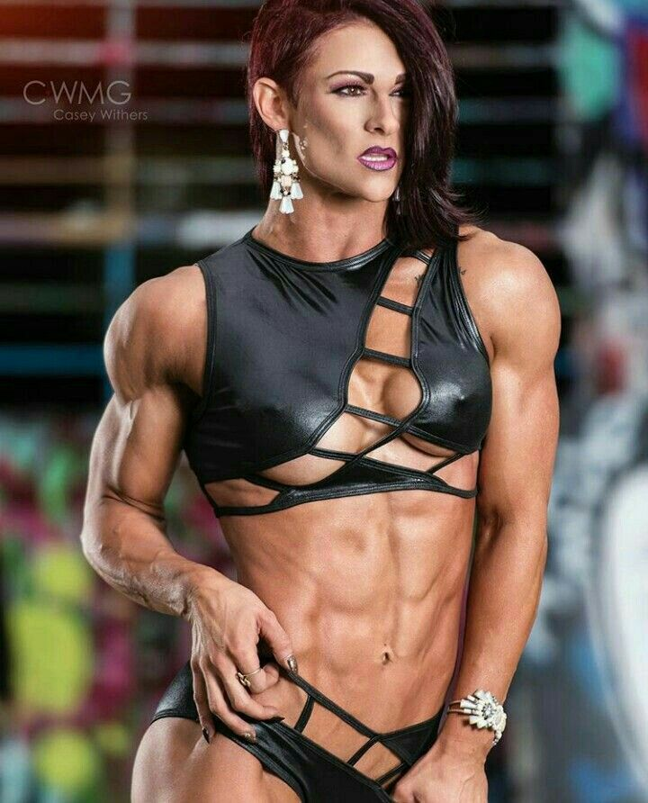 Model frau nackt fitness Nach dem