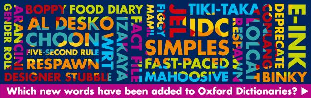 Oxford Dictionaries Dictionary Thesaurus Grammar Www