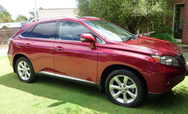 2010 Lexus RX350 Sport Luxury Auto 4x4 FOR SALE from Bay