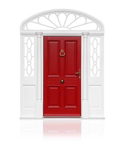 Munster Joinery----Timber - Signature 4 Panel Door - Red - Embassy  sc 1 st  Pinterest & Munster Joinery----Timber - Signature 4 Panel Door - Red - Embassy ...