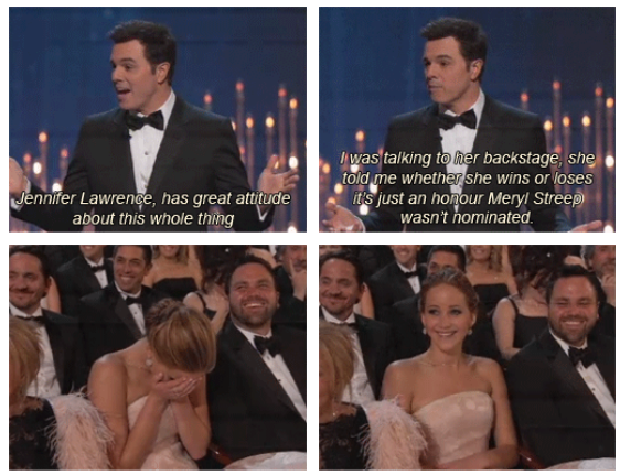 Funny Jennifer Lawrence Quotes