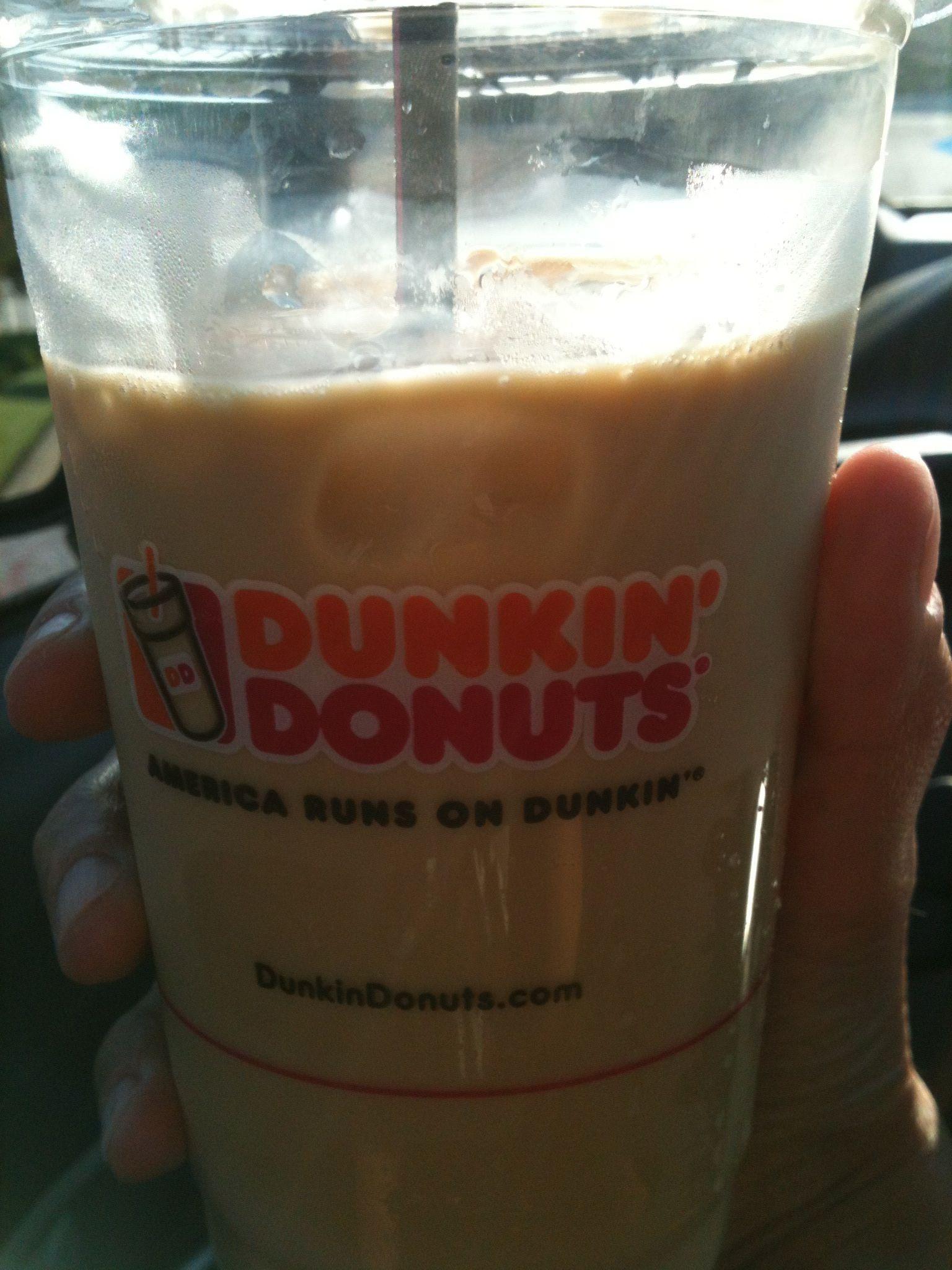 Dunkin donuts iced coffee dunkin donuts iced coffee