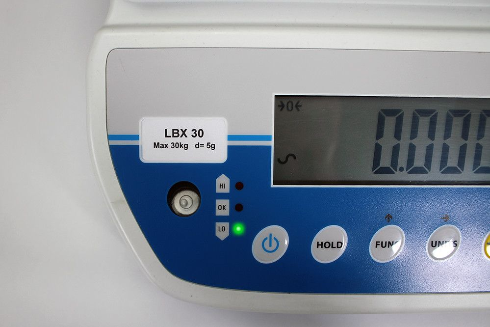 Latitude Compact Bench Scale Latitude Scale Industrial Scales