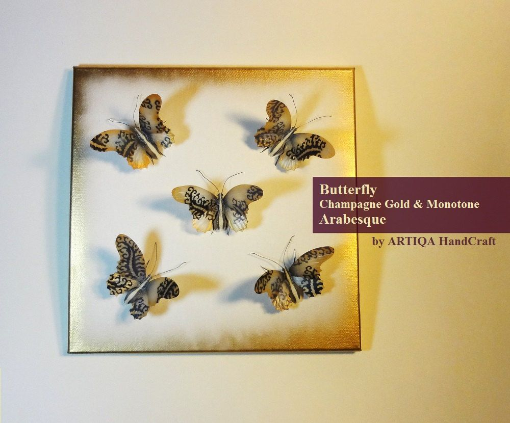 Cool Butterfly Wall Art Ideas - The Wall Art Decorations ...