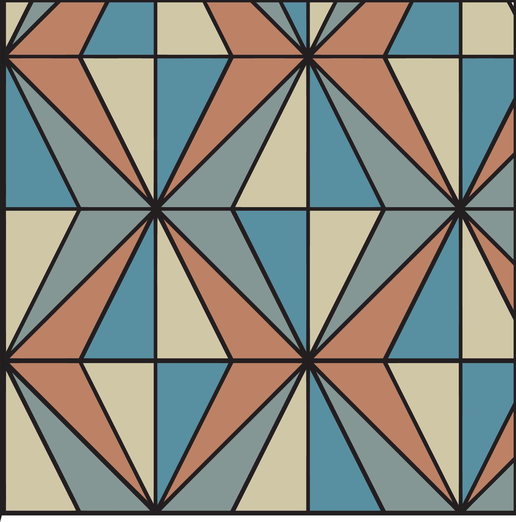 Today\'s symmetry pattern. http://www.lulu.com/shop/jay-friedenberg ...