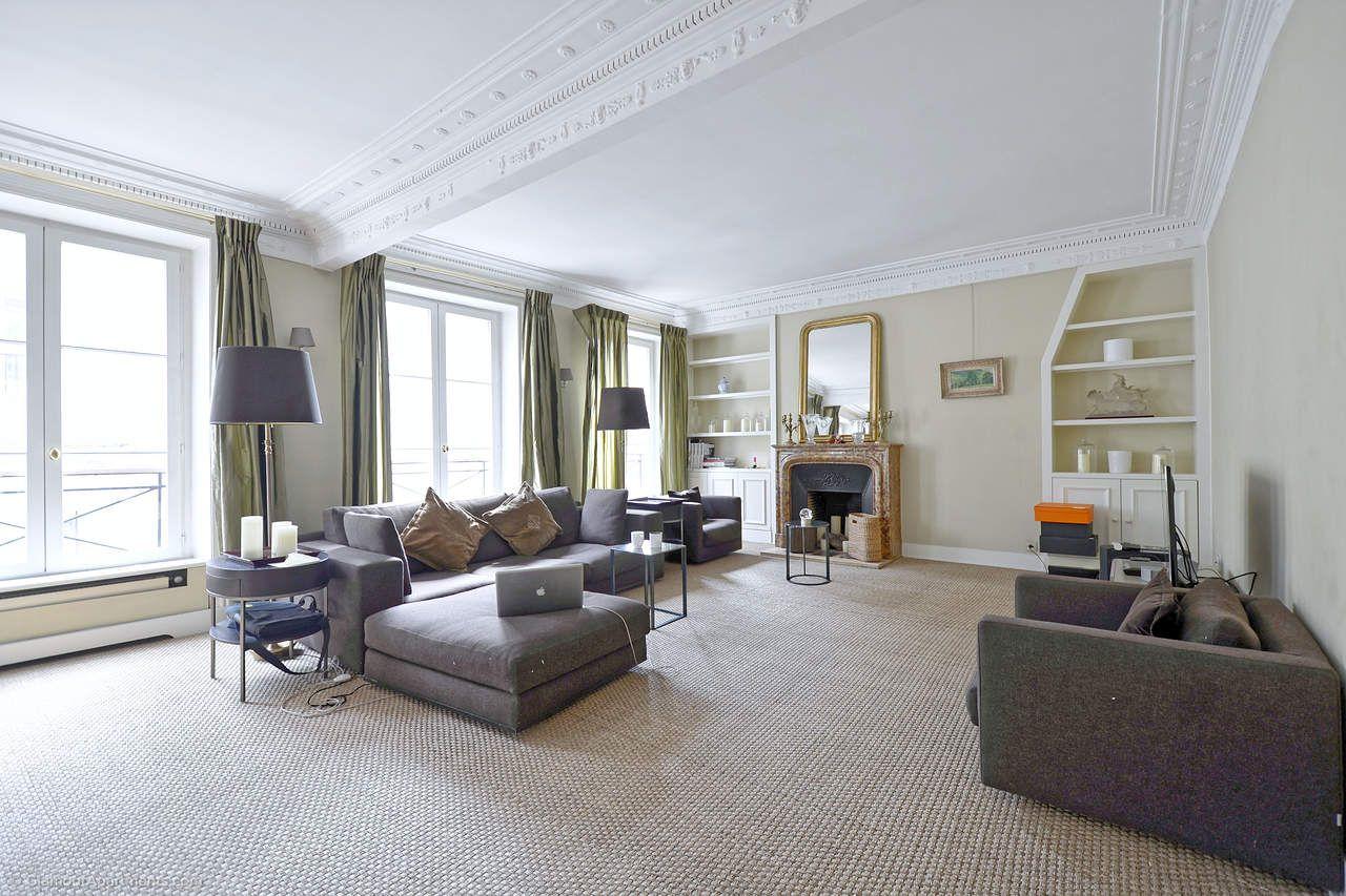 Rue Du Mont Thabor Paris 1 Bedroom Apartment For Rent 1