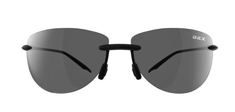 "BEX Sunglasses ""CARSYN III"" Black or Brown"