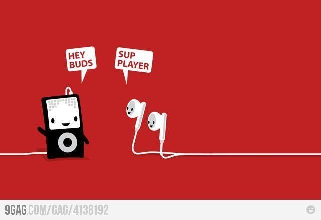Ha ha! Cute.