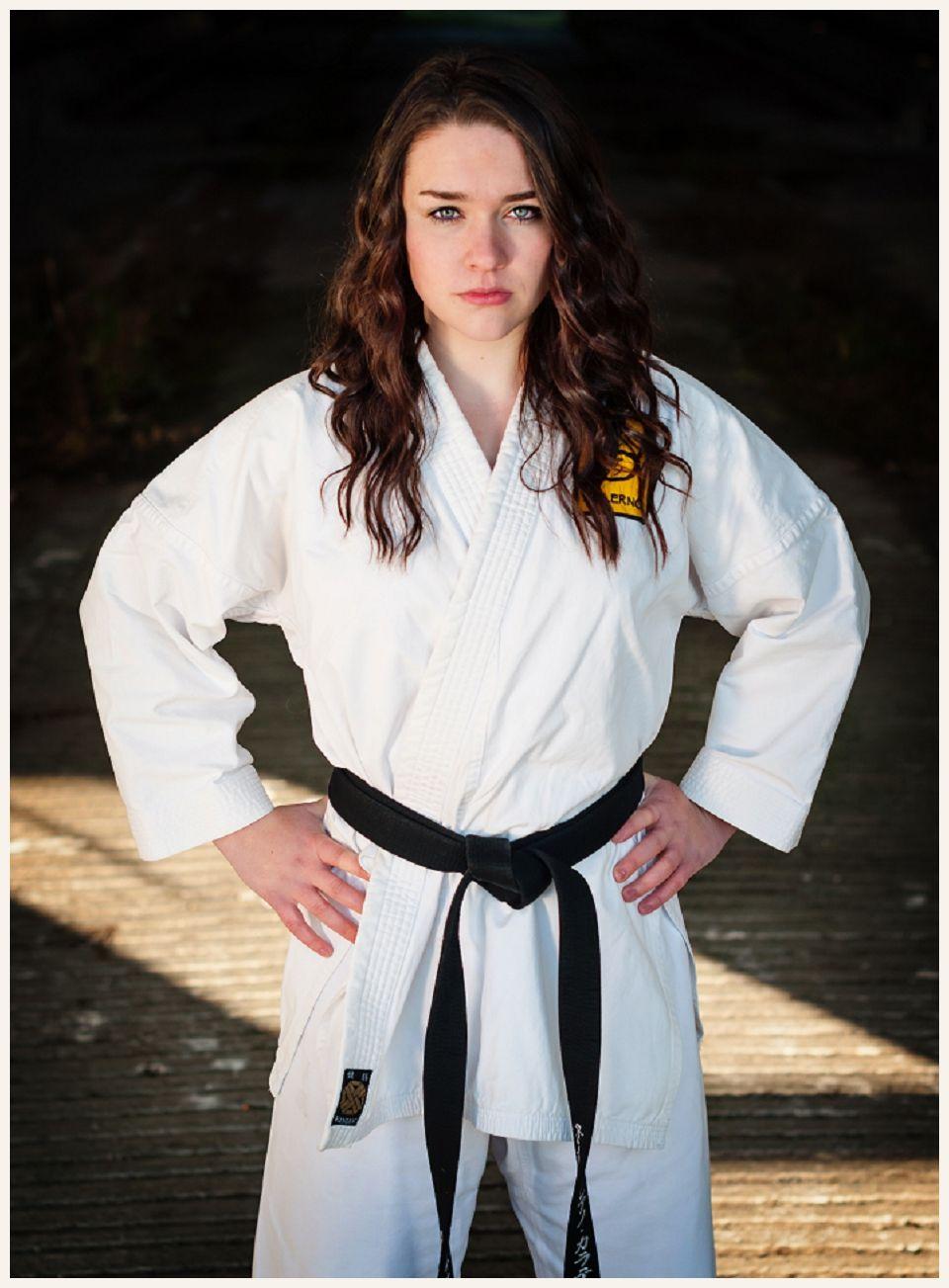 Senior Photography Karate