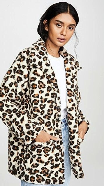 Leopard Sherpa Coat Top Picks from Shopbop NetaPorter and Nordstrom End of Season Sales  Who doesnt love a good actually great sale on top trends of the season I scoured...