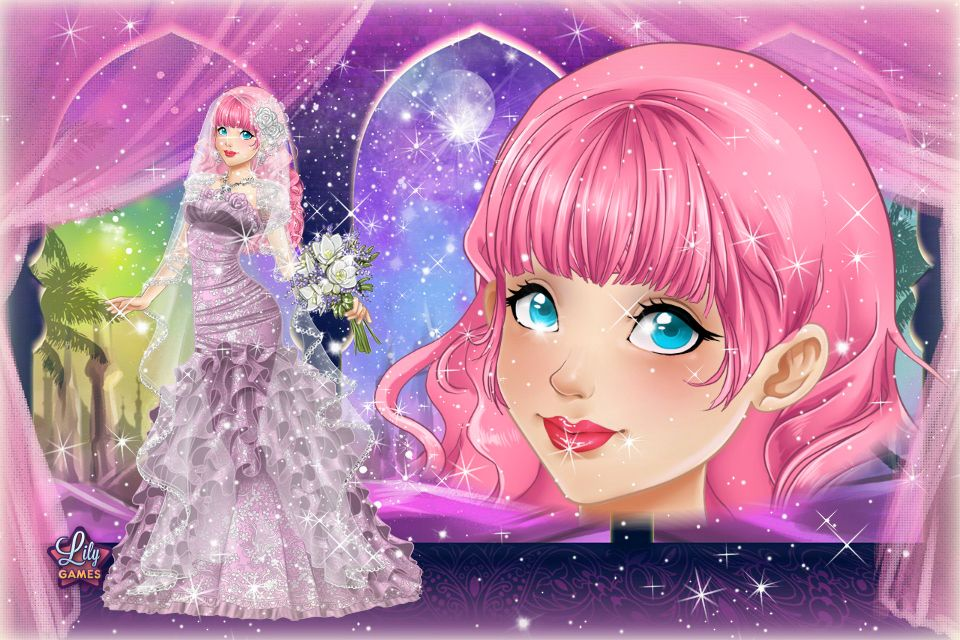 Rinmaru Games Wedding Lily Dress Up Game Avatar Creator Up Game Story Games