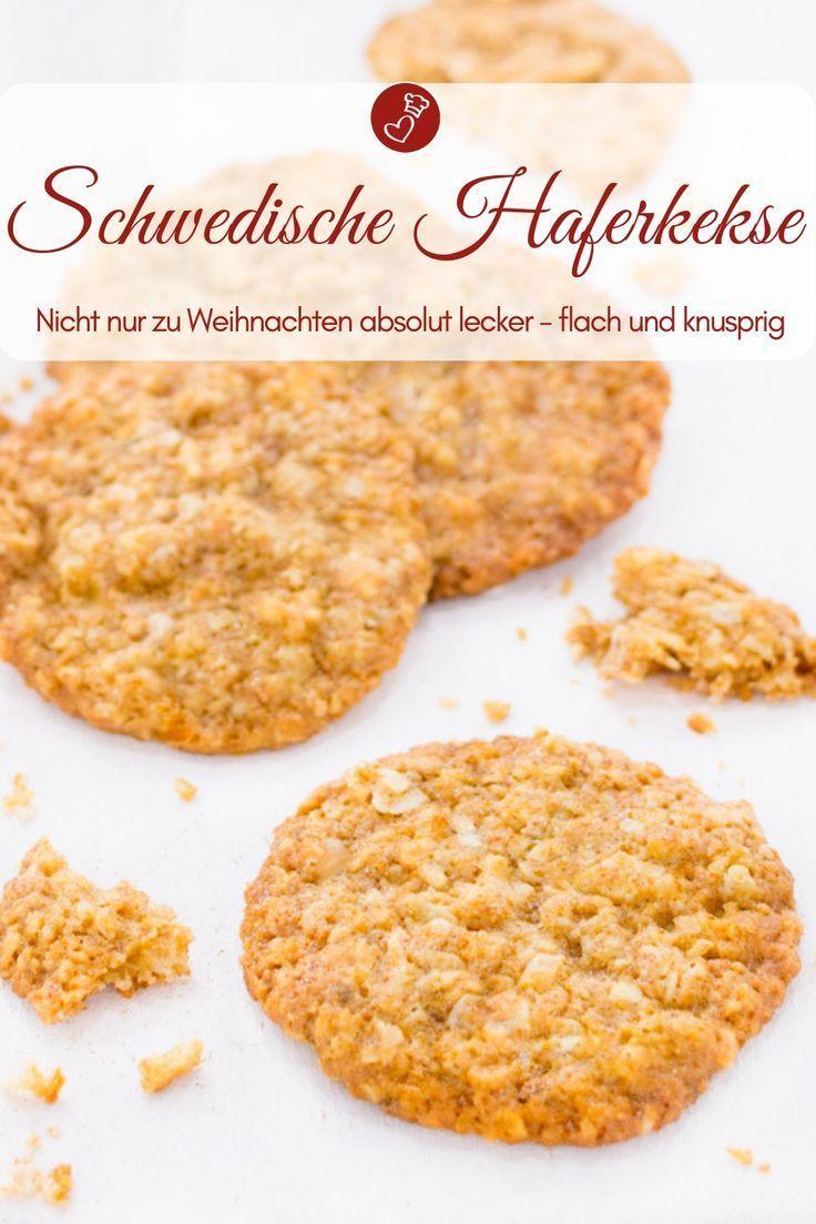 Schwedisches Haferflockenrezept   - Food Blogger Inspirations DACH -