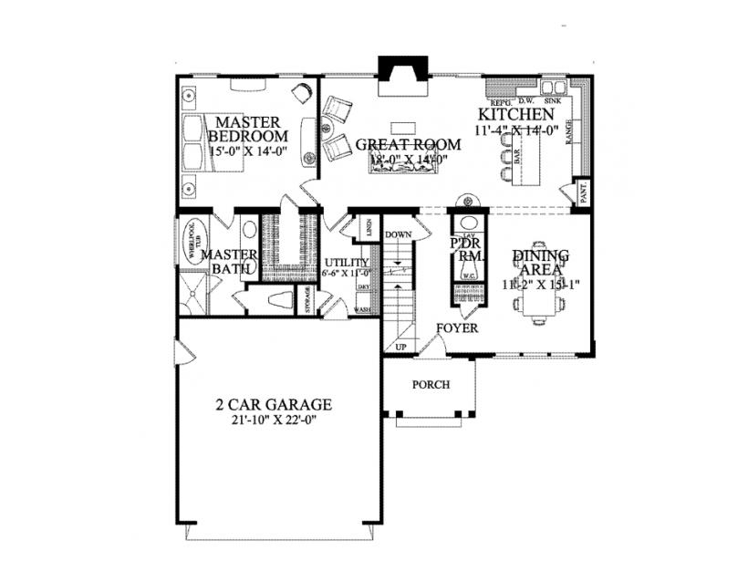 Level 1 | House Plans | Pinterest | House