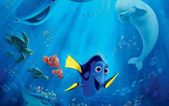45 Cool Backgrounds Jpeg Png Finding Dory Dory Characters Dory