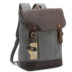 koolertron neu damen vintage canvas rucksack retro rucksack vintage f r outdoor sports rucksack. Black Bedroom Furniture Sets. Home Design Ideas
