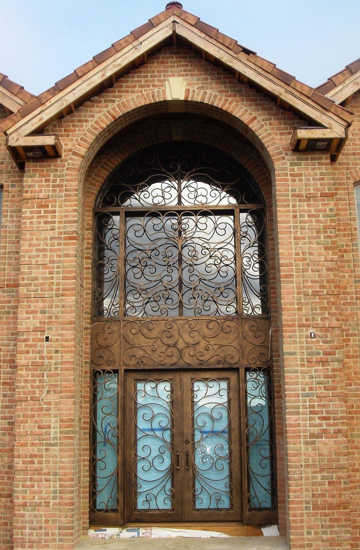 Milan house pinterest wrought iron steel windows and doors