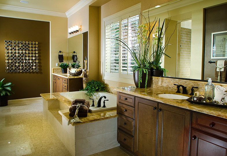 Toll Brothers La Jolla Spanish Colonial  Toll Brothers At Beauteous San Diego Bathroom Design Decorating Design